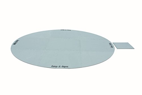 Lay-Z-Spa Bodenschutzmatte, 211x211 cm