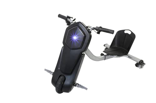 E-ROCK Drifting Scooter DX1 Elektro Motor 250 Watt Drift Trike, Drift Scooter, Driftscooter, Elektro Drift Scooter, Dreirad Trike, Elektro Drift Scooter, Drift Scooter