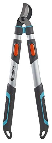 Gardena Astschere TeleCut 650-900 B: Teleskopierbare Bypass-Baumschere, ideal zum Schneiden von frischem Holz, ErgoTec Griffe (12009-20)
