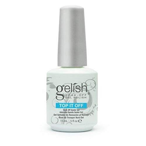 Harmony Gelish Nail Gel - Top it off, 1er Pack (1 x 15 ml)