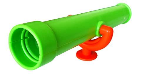 Gartenpirat Teleskop apfelgrün Fernrohr für Kinder als Zubehör für Spielturm