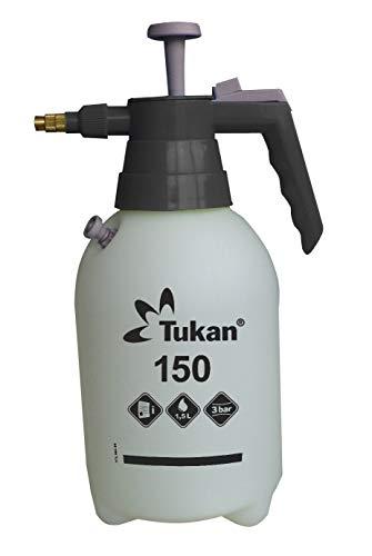 TUKAN Drucksprüher, 1,5L, inkl. Messingdüse und Überdruckventil