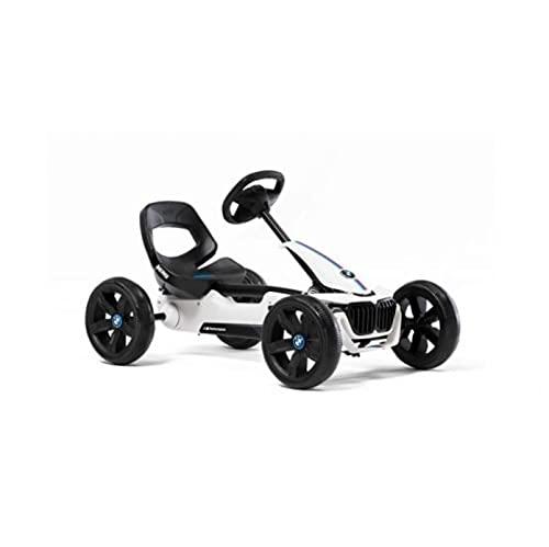 BERG Pedal-Gokart Reppy BMW mit Soundbox | KinderFahrzeug, Tretfahrzeug mit hohem Sicherheitstandard, Mit Option zur Soundbox, Kinderspielzeug geeignet für Kinder im Alter von 2.5-6 Jahren