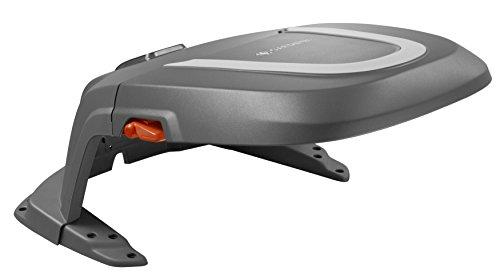 Gardena Garage für Mähroboter: Garage passend für Gardena Sileno, Sileno+, smart Sileno, smart Sileno+, dient als Sonnenschutz und Regenschutz für Rasenroboter und Ladestation (4011-20)