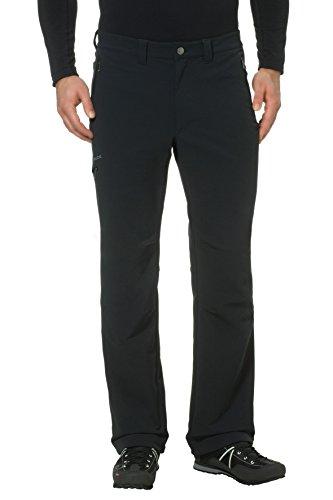 VAUDE Herren Hose Men's Strathcona Pants, Softshellhose, black, 54, 034020100540