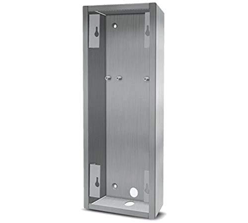 Aufputz Gehäuse für DoorBird D2101V V4A Edelstahl IP Video Türsprechanlage