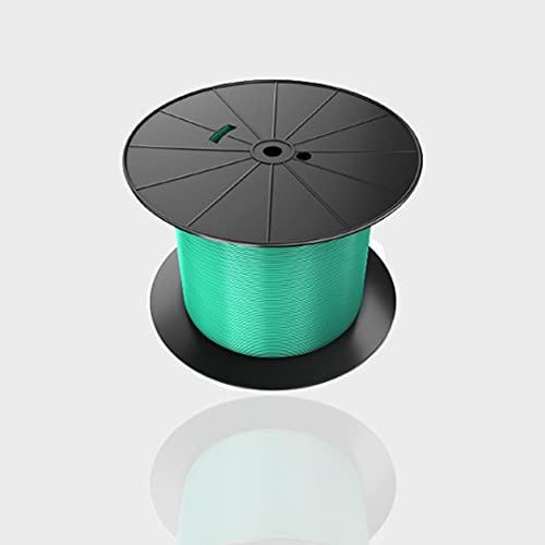 määx® - Begrenzungskabel für Mähroboter | Begrenzungsdraht für Rasenmäher I 100% Kupfer Draht I 2,7 mm I Rasenroboter Zubehör | Hergestellt in Deutschland | 500m