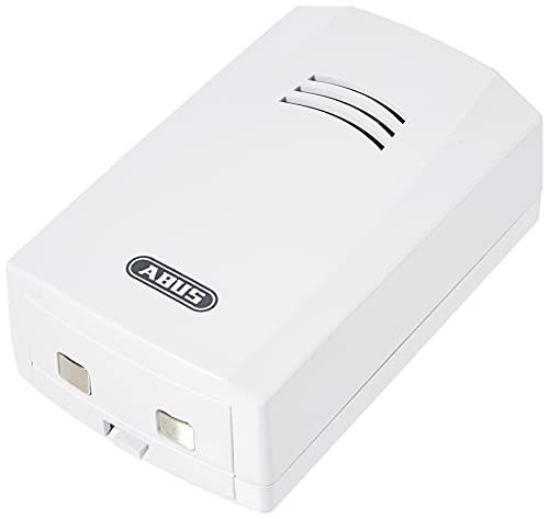 ABUS Wassermelder HSWM10000 - warnt bei Wasserschäden in Küche, Bad, Keller - 85 dB lauter Wasseralarm - Batterie austauschbar