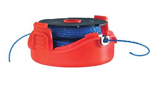 Black+Decker Ersatzspule Reflex-Plus (mit kompletter Kassette vollautomatische Doppelfadenspule 2 x 6 m Länge) A6442
