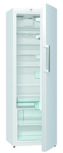 Gorenje R6192FW Kühlschrank / Höhe 185 cm / Kühlen: 368 L / Dynamic Cooling-Funktion / 7 Glasabstellflächen