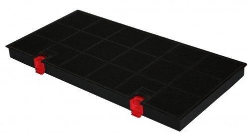 daniplus© Kohlefilter rechteckig Typ 150 passend für AEG, Electrolux, Juno, Bauknecht, Whirlpool