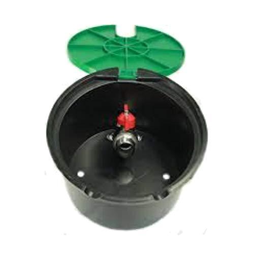 Rainbird Wasserentnahmestelle VBA17186 rund mit Kugelhahn