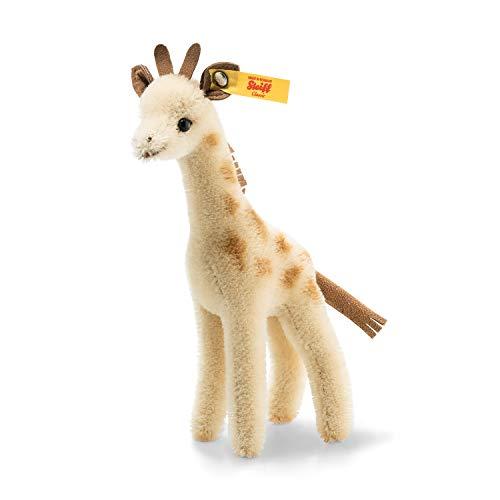 Steiff 026942 Wildlife Giftbox Giraffe 16 cm beige/braun stehend