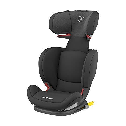 Maxi-Cosi Cosi RodiFix AirProtect (AP) Kindersitz Gruppe 2/3, ISOFIX-Sitzerh?hung, optimaler Seitenaufprallschutz, 3,5 - 12 Jahre, 15 - 36 kg, (schwarz) Authentic Black, 8824671110