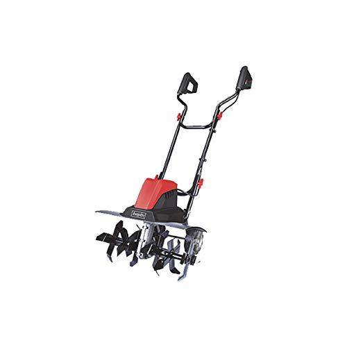 Scheppach Elektro- Motorhacke MTE460 (1500 Watt, Arbeitsbreite max.: 450mm, Arbeitstiefe max.: 220mm, Hackmesser- Ø: 220mm, 24 Messer, klappbarer Handgriff, Transporträder)