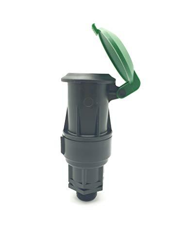 SAB Schnellkupplungsventil / Wassersteckdose 3/4'AG oder 1'AG (1' Aussengewinde)