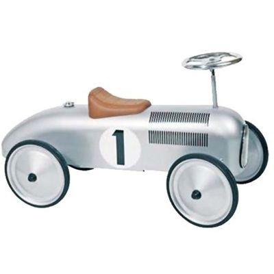 goki 14136 - Rutscherfahrzeug, Silber