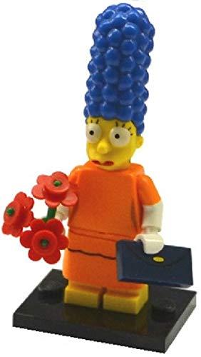 Lego - Simpsons Serie 2 Suchen Sie Ihre Figur Aus 71009 - Marge (Sunday Best)