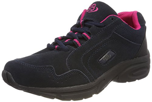 Brütting Circle Walkingschuhe Damen, Marine/ Pink, 40 EU