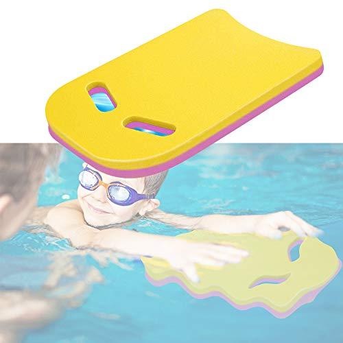 Uniguardian Schwimmbrett Schwimmhilfe Kickboard U-förmige Schwimmen Schwimmbrett Kick mit Griffen Kickboard Schwimmhilfe Schwimmtraining für Erwachsene Kinder