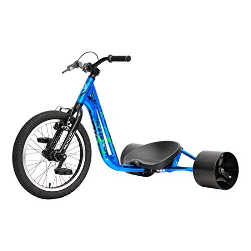 Trike Countermeasure 3 Electricblue Drifter Drift Bike für Kinder von 7 bis 12 Jahren Driftbike
