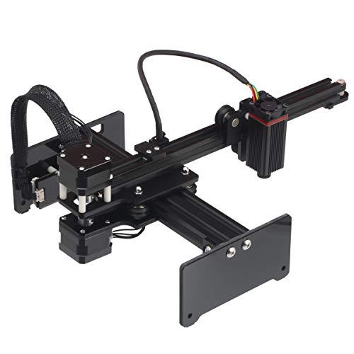 NEJE Master-2 7 W Lasergravurmaschine Desktop Tragbarer Lasergravierer DIY Logo Laser Markierungsdrucker Für Schnelles Gravieren Und Einfaches Schneiden, Ausgangsleistung 2,5W