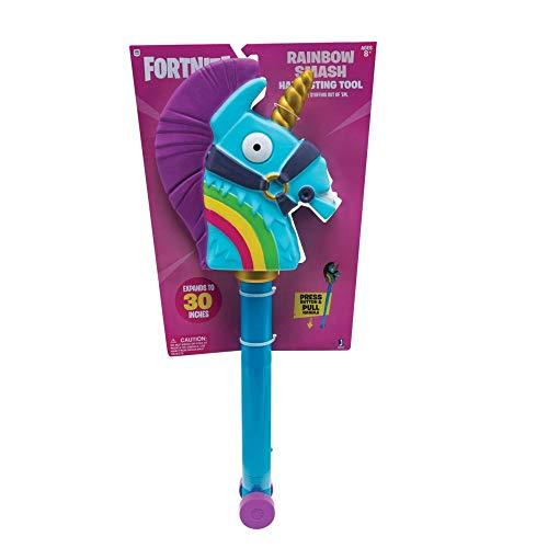 FORTNITE FNT0156 Rollenspiel Erntewerkzeug Rainbow Smash Toy, mehrere Farben