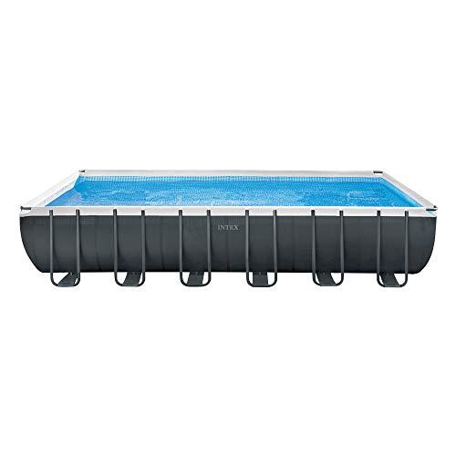 24Ft X 12Ft X 52In Ultra Xtr Rectangular Pool Set