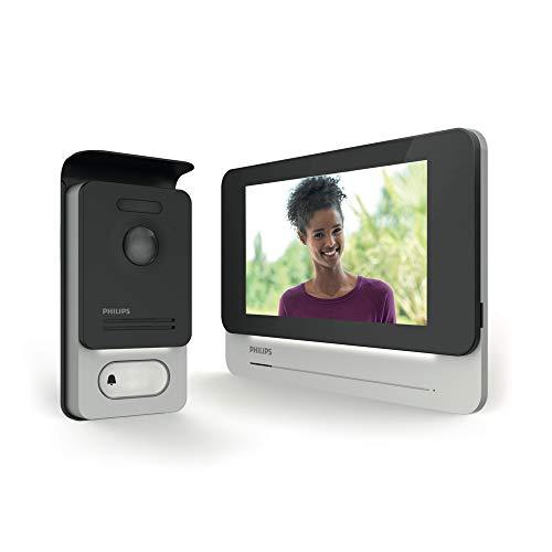 PHILIPS WelcomeEye TOUCH - Videosprechanlage - 2 Draht Technik- 7' Touch-Display -DES 9700 VDP