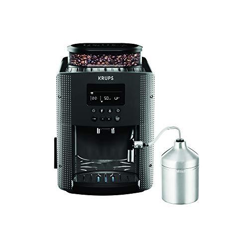 Krups Pisa EA816B Kaffeevollautomat, Schwarz