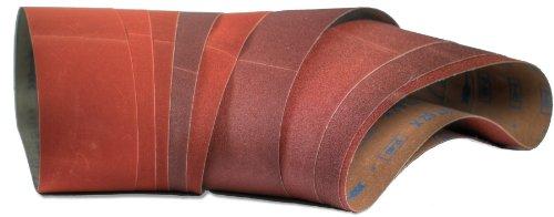 10-teiliges Premium Schleifband Set 100x915 mm Korn 60-400