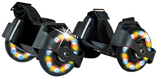 Schildköt Flashy Rollers, 2 Fersenroller mit LED Beleuchtung, 970302