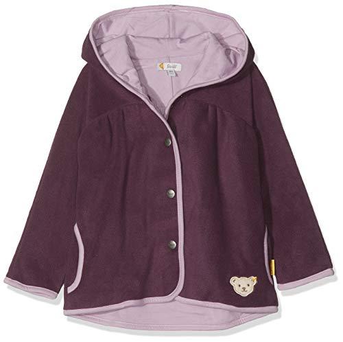 Steiff Mädchen Jacke , Violett (HORTENSIA 7021) , 98 (Herstellergröße:98)