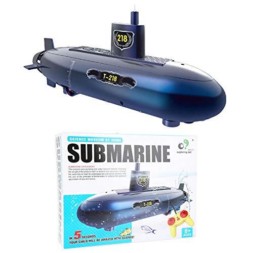Mini RC U-Boot, ferngesteuertes U-Boot-Modell-Spielzeug, Tauchboot, Schiff Spielzeug, pädagogisches Experiment Spielzeug Set