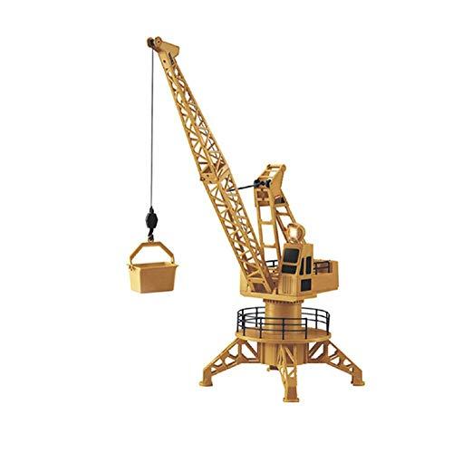 RC Baumaschinen Turmdrehkran, Ferngesteuerter Kran Spielzeug Mit Fernbedienung Elektrisches Auto Spielzeug Ferngesteuerter Kran