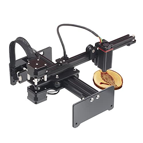 NEJE Master-2s 7 W Lasergravurmaschine Desktop Tragbarer Lasergravierer DIY Logo Laser Markierungsdrucker Für Schnelles Gravieren Und Einfaches Schneiden, Ausgangsleistung 2,5W