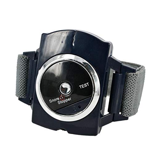 Schnarchgerät Anti-Schnarch-Armbanduhr Elektronische Schnarchstopper-Uhrenentwöhnungslösung Sleeping Night Guard Aid Persönliche Gesundheitsfürsorge
