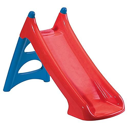 Smoby Kunststoffrutsche XS Rutsche Kinderrutsche / für Kinder ab 2 Jahre mit Wasseranschluss