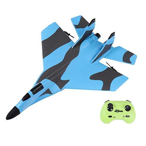 XZMAN Ferngesteuertes Flugzeug, Leichtes, Langlebiges Flugzeugmodell Hobby Rc Jet Plane Flugbereit Rc Flugzeuge Spielzeug Für Erwachsene Oder Fortgeschrittene Kinder