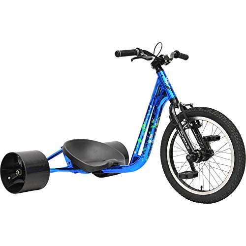 Triad Countermeasure 3 - Electro Blue Drift Trike