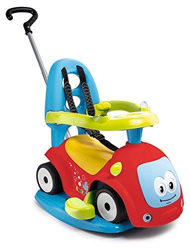 Smoby 720302 - Maestro Balade Kinderfahrzeug, rot
