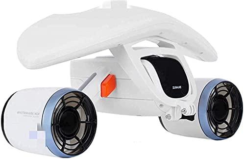 Elektrischer Sea Scooter Dual Speed Unterwassertauchen Schwimmen unter Wasser Seascooter