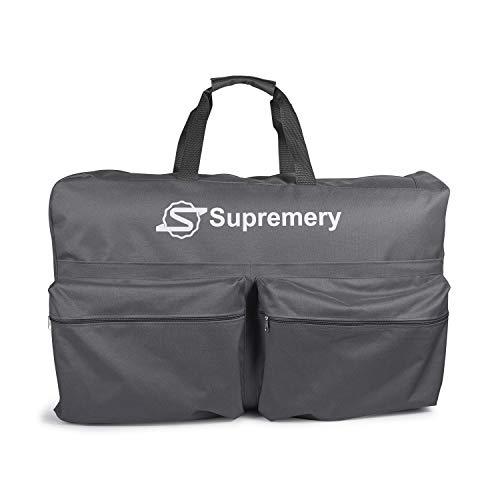 Supremery Tasche für Gardena Mähroboter Aufbewahrungstasche für den Winter mit extra Taschen für Zubehör für alle GARDENA Mähroboter inkl. Ladestation