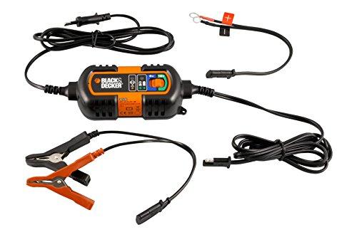 Black and Decker Erhaltungs-Batterieladegerät BDV090 6/12 Volt