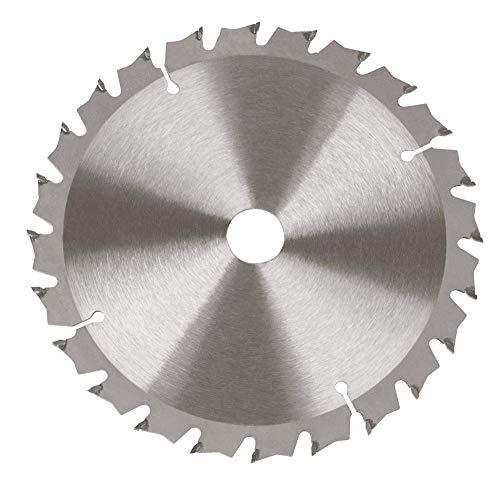 Scheppach 3901802704 Zubehör Säge Sägeblatt, passend für die Tauchsäge PL55, Vollholz, Laminat und Kunststoffe, Durchmesser 160 x 20 x 2,4, 24 Z