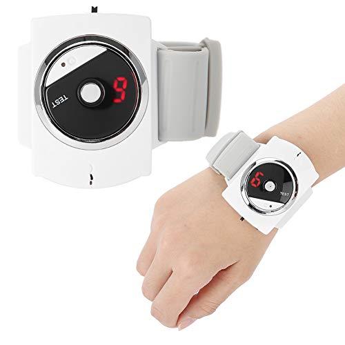 Ferninfrarot-Schnarchschalldämpfer, nicht-invasive Schnarchstopper-Lösung Armband Smart Sensor Snore Gone Uhr für Schnarchhilfe Besseres Schlafen