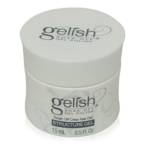 HARMONY Gelish Treatment Structure Gel, 1er Pack (1 x 0.015 l)