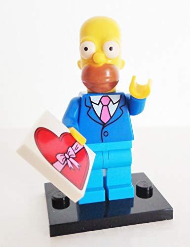 Lego - Simpsons Serie 2 Suchen Sie Ihre Figur Aus 71009 - Homer (Sunday Best)
