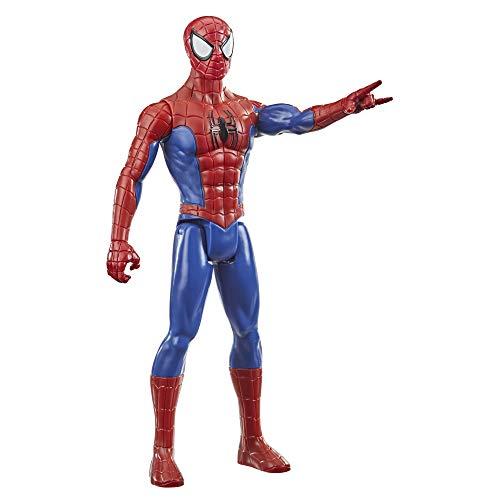 Hasbro E73335L2 Spider-Man Titan Hero Serie Spider-Man Action-Figur, 30 cm große Superhelden Action-Figur, für Kinder ab 4 Jahren