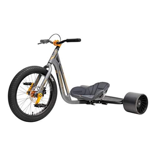 Triad Drift Trike Syndicate 3 Bike Grey/Black Profi Driftertrike grau/schwarz